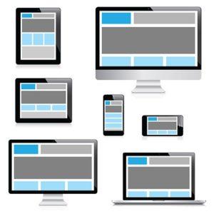 طراحی سایت واکنش گرا یا ریسپانسیو چیست؟